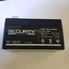 Аккумуляторы AGM 12V Security SF 12012