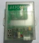 Цифровой двухзонный микроволновый датчик объема Altonika б/у